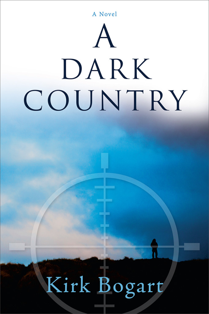 A Dark Country, FC, LR, hairline